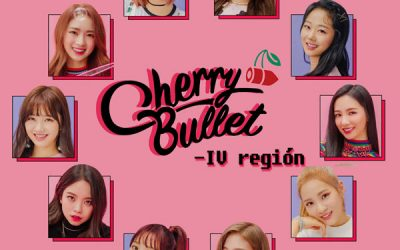 Cherry Bullet – Lullets IV Región